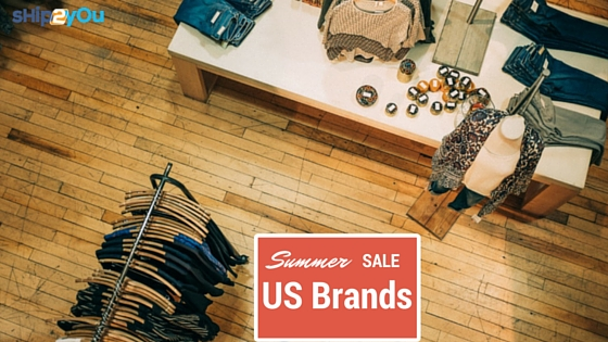Summer Sales on US Brands