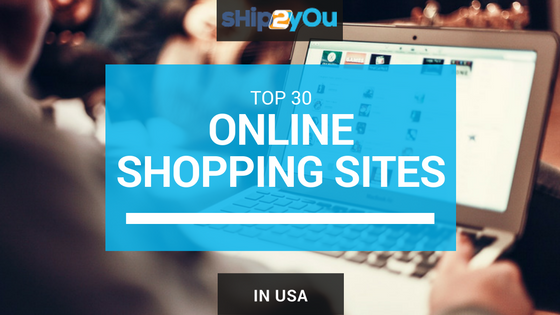 30 online shopping sites