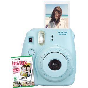 Fujifilm INSTAX Mini 8 Instant Camera.